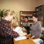 Библиотека-филиал института психологии, педагогики и социальной работы