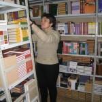 Библиотека-филиал факультетов экономики и социологии и управления
