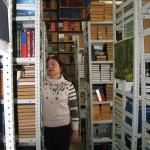 Библиотека-филиал юридического факультета