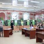 Комплексный читальный зал документов и электронной информации