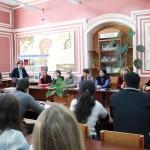 Круглый стол и встреча с авторами и составителя изданий о Рязанском крае